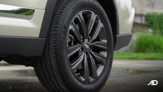 2020 Chery Tiggo 8 Philippines Exteiror Wheels