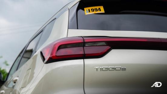 2020 Chery Tiggo 8 Philippines Rear Taillight