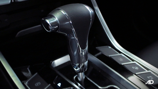 2020 Ford Territory interior shifter Philippines