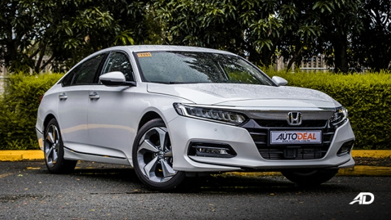 2020 honda accord exterior front philippines