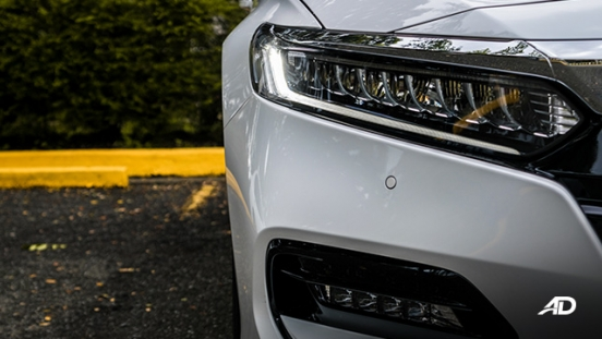 2020 honda accord exterior headlights