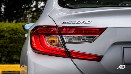 2020 honda accord exterior taillights