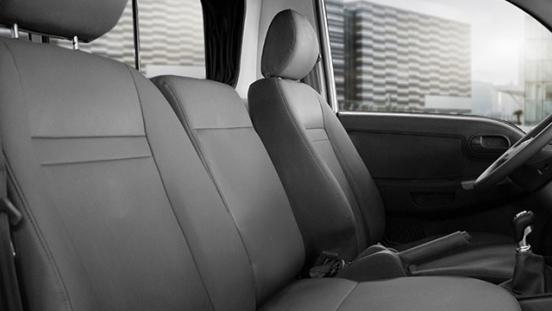 2020 Kia K2500 interior seats