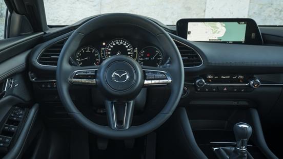 2020 Mazda3 Sportback interior philippines
