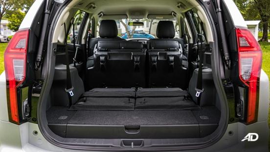 2020 mitsubishi montero sport interior trunk philippines
