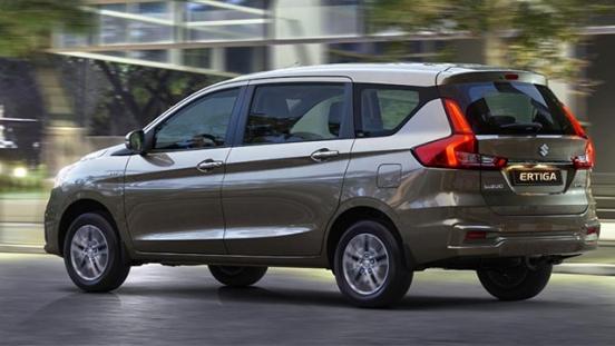 2020 Suzuki Ertiga philippines exterior