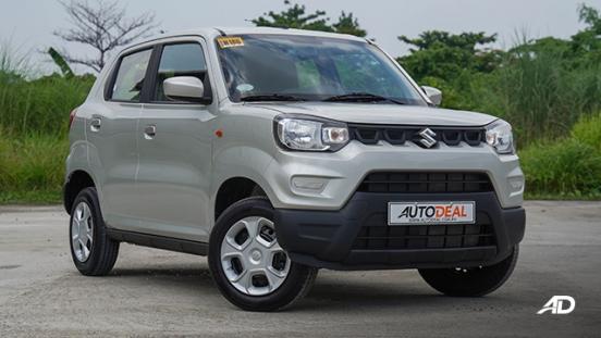 2020 Suzuki S-Presso Philippines