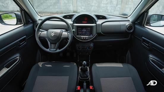 2020 Suzuki S-Presso Philippines  dashboard