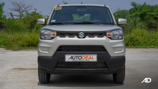 2020 Suzuki S-Presso Philippines exterior front
