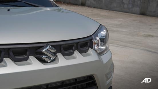 2020 Suzuki S-Presso Philippines Front Grille