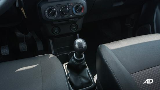 2020 Suzuki S-Presso Philippines  Gear lever