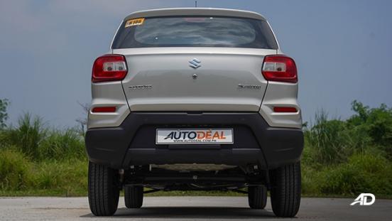 2020 Suzuki S-Presso Philippines Rear bumper