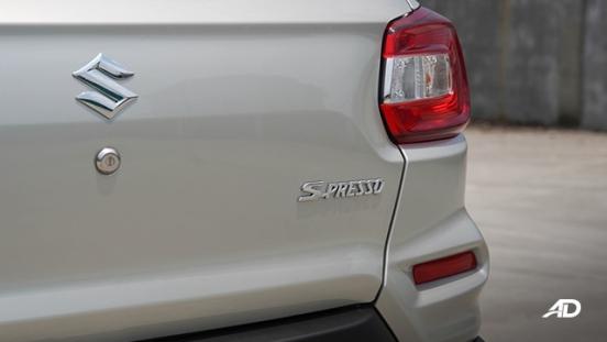2020 Suzuki S-Presso Philippines S-Presso Badge
