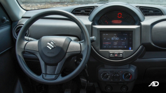 2020 Suzuki S-Presso Philippines Steering Wheel