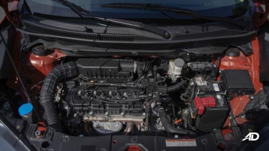 2020 Suzuki XL7 Philippines 1.5-liter engine