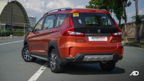 2020 Suzuki XL7 Philippines Exterior rear Quarter