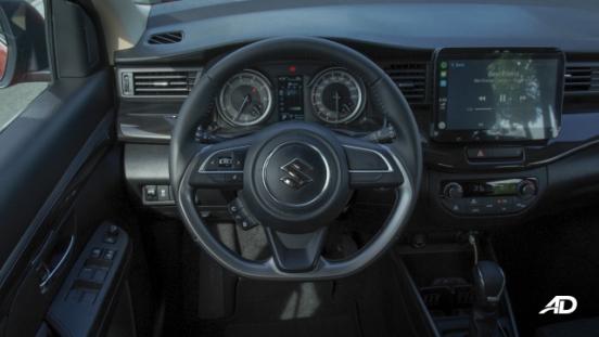2020 Suzuki XL7 Philippines Interior Steering Wheel