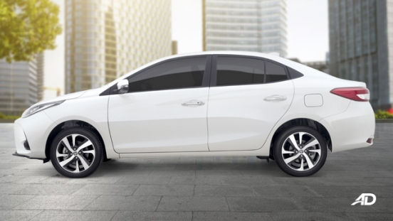 2020 Toyota Vios exterior side Philippines