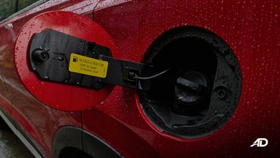 2021 Chery Tiggo 7 Pro exterior gas cap Philippines