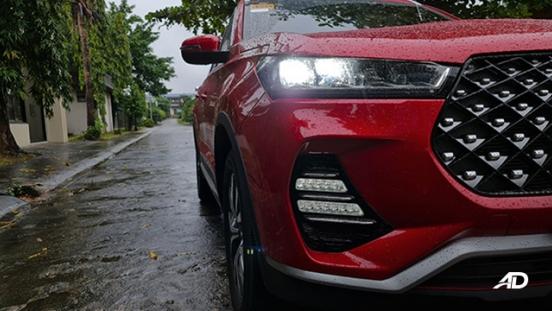 2021 Chery Tiggo 7 Pro exterior headlight Philippines
