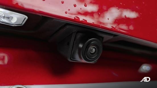 2021 Chery Tiggo 7 Pro exterior reversing camera Philippines
