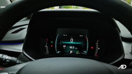 2021 Chery Tiggo 7 Pro interior gauges Philippines