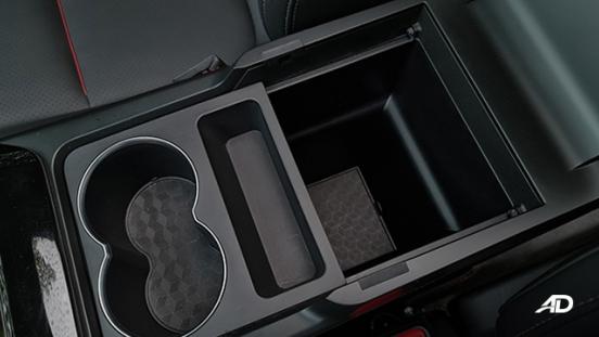 2021 Chery Tiggo 7 Pro interior glove box Philippines