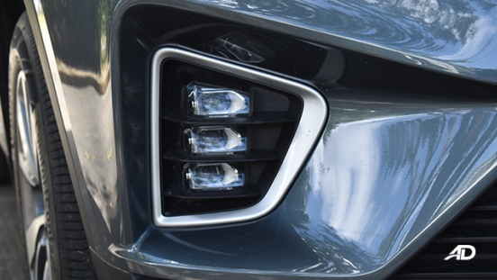 2021 Geely Okavango exterior fog lights Philippines