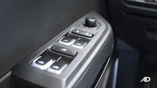 2021 Geely Okavango interior buttons Philippines