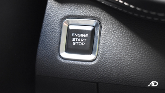 2021 Geely Okavango interior push start button Philippines