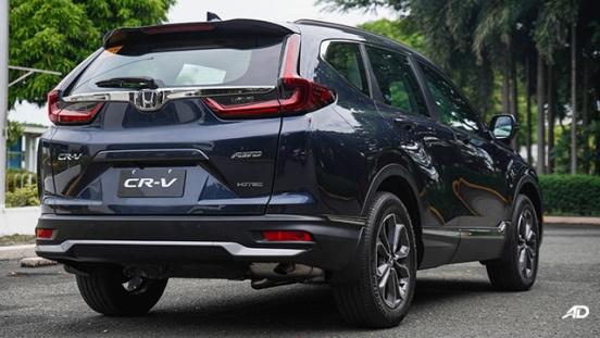 2021 Honda CR-V rear philippines