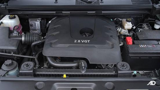 2021 Maxus T60 engine Philippines