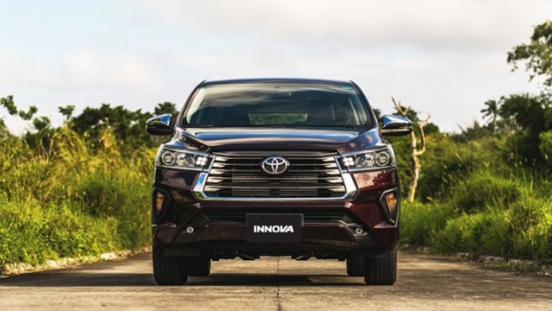 2021 Toyota Innova exterior front Philippines