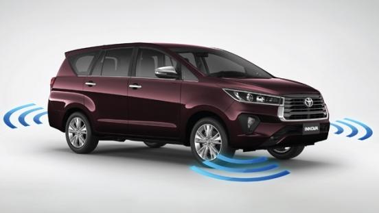 2021 Toyota Innova exterior sensors Philippines