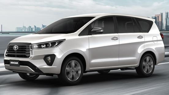2021 Toyota Innova exterior side Philippines