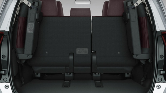 2021 Toyota Innova interior cargo Philippines