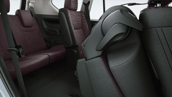 2021 Toyota Innova interior third-row seats Philippines
