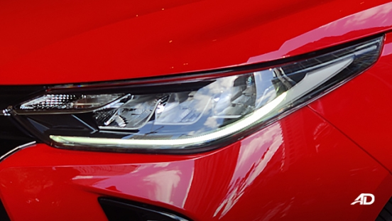 2021 Toyota Vios exterior headlight Philippines
