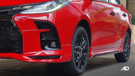 2021 Toyota Vios exterior side Philippines