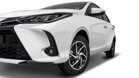 2021 Toyota Yaris Philippines Fog Lamps