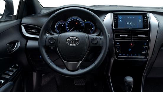 2021 Toyota Yaris Philippines Interior Steering wheel