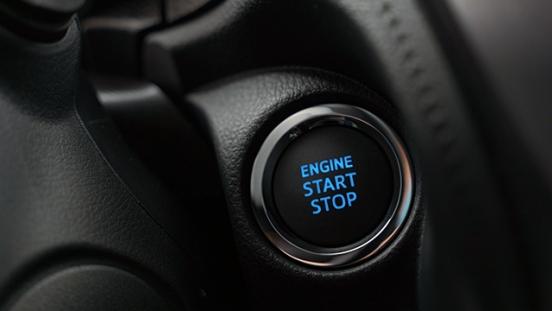 2021 Toyota Yaris Philippines push start