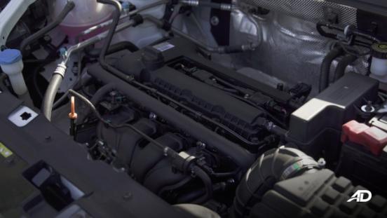 Chery Tiggo 5X Philippines 1.5L gasoline engine