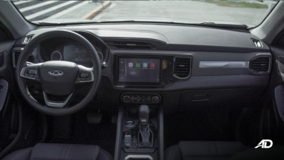 Chery Tiggo 5X Philippines Interior Dashboard