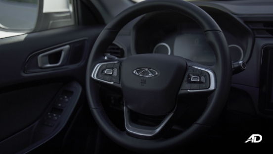 Chery Tiggo 5X Philippines Steering Wheel