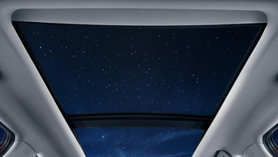 Chery Tiggo 7 Interior Panoramic Sunroof