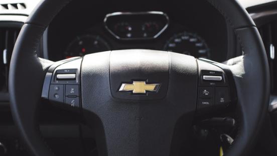 Chevrolet Colorado 2018 steering wheel