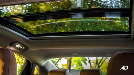 chevrolet malibu review road test panoramic sunroof interior philippines