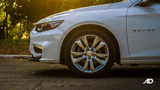 chevrolet malibu review road test wheels exterior philippines