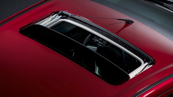 Chevrolet Sail 2018 sunroof